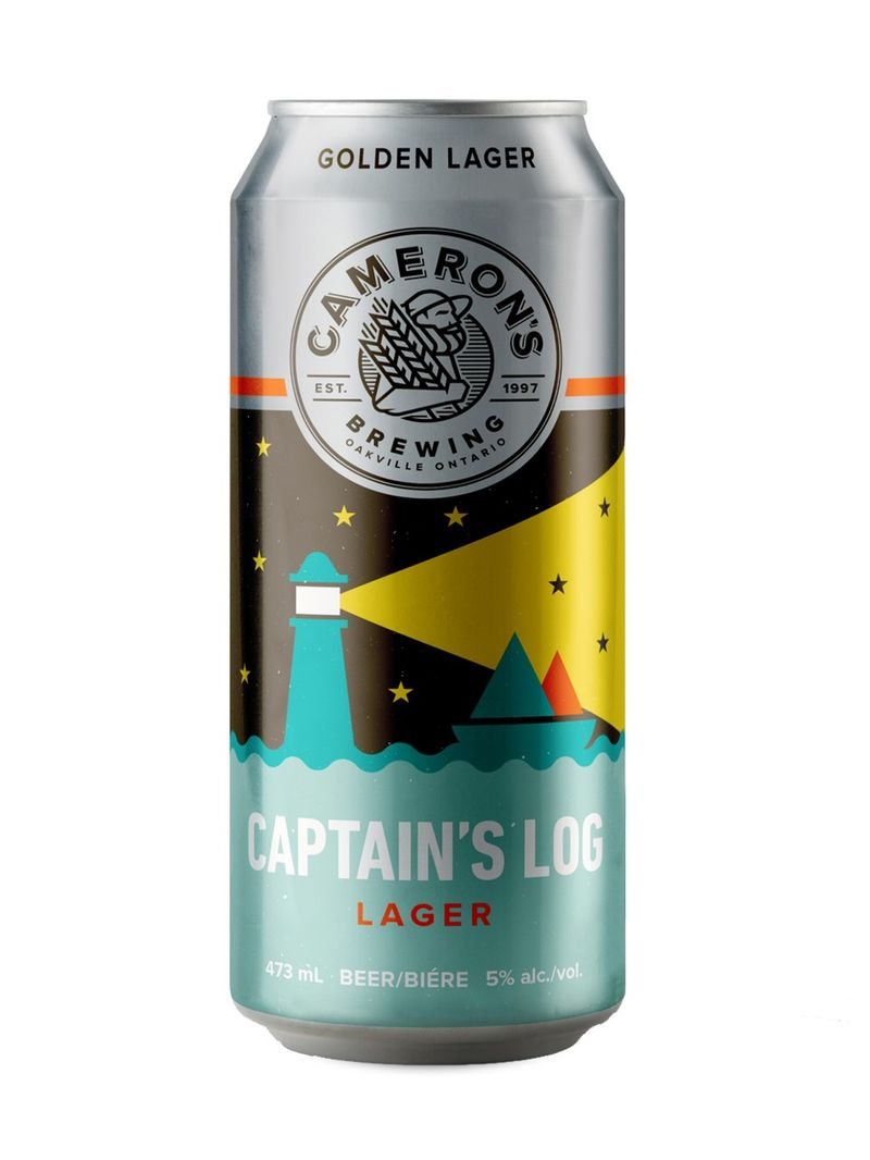 CAMERON-S-CAPTAIN-S-LOG-LAGER