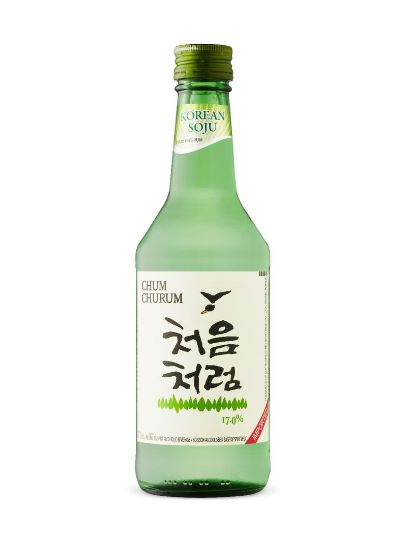 CHUM-CHURUM-SOJU