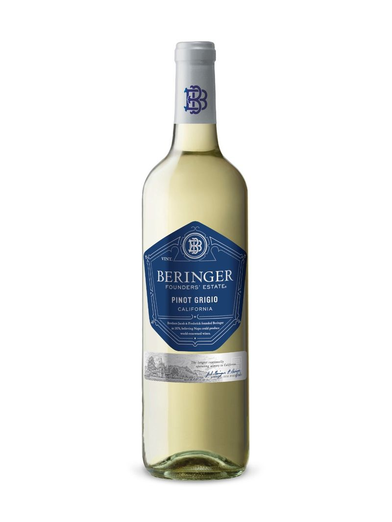 BERINGER-FOUNDERS--ESTATE-PINOT-GRIGIO